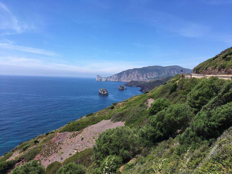 Fietsvakantie Zuid West Sardinië - fietstocht 3