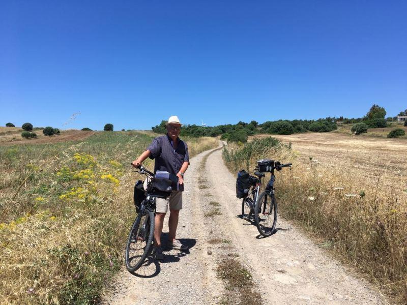 Fietsvakantie Zuid West Sardinië - fietstocht 5