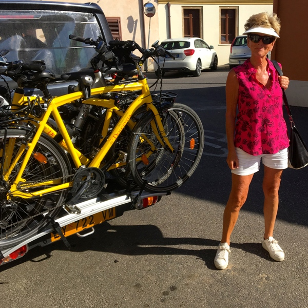 Fietsvakantie Zuid West Sardinië - fietstocht 2
