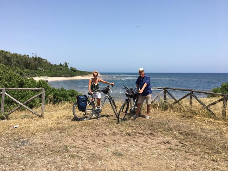 Fietsvakantie Zuid West Sardinië - fietstocht 6