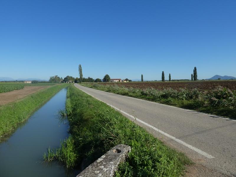 Fietsvakantie Veneto trektocht