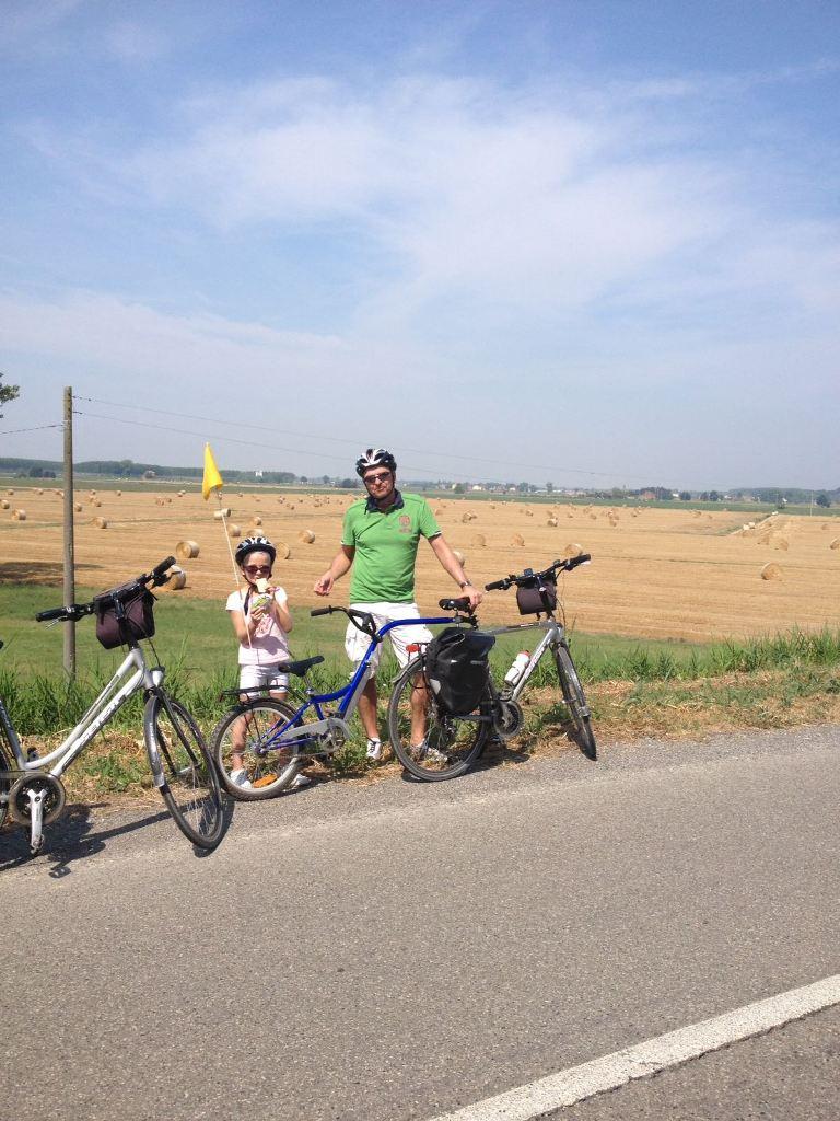 Fietsvakantie Lombardije voor gezinnen