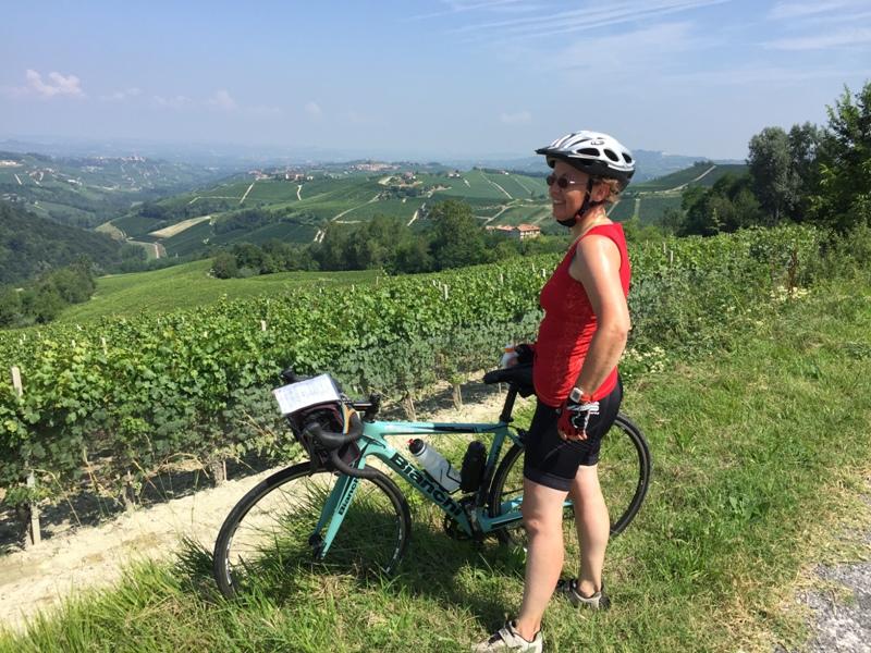 Fietsvakantie voor wielrenners in Piemonte Cuneo
