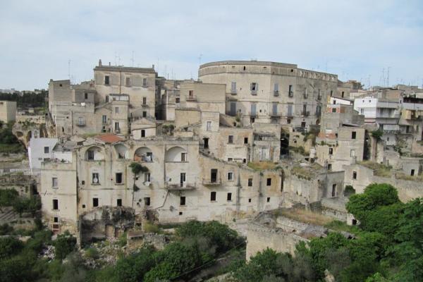 Fietsvakantie Puglia Basilicata - UNESCO Italië