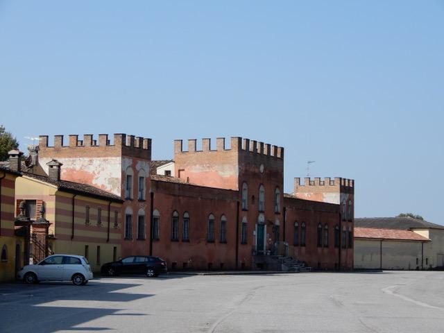 Fietsvakantie Volta Mantovana standplaats - Noord Italië