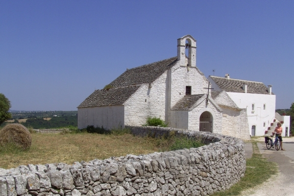 Fietsvakantie Puglia en Basilicata - Wijn en Kastelen