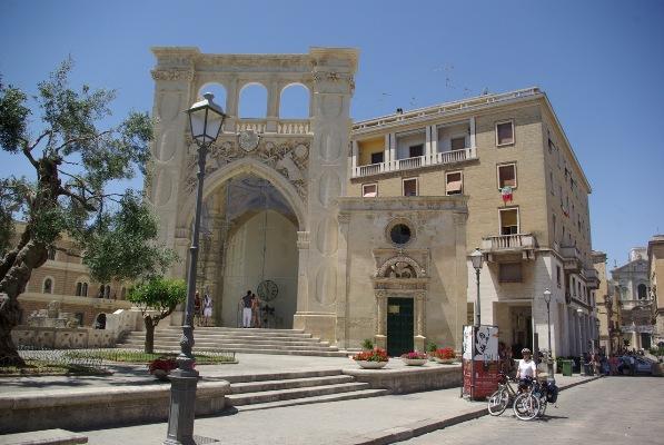 Fietsen in Zuid Italië - Grande Puglia