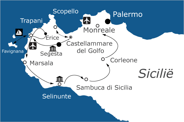 Fietsvakantie-Sicilië-west-Italië-corleone