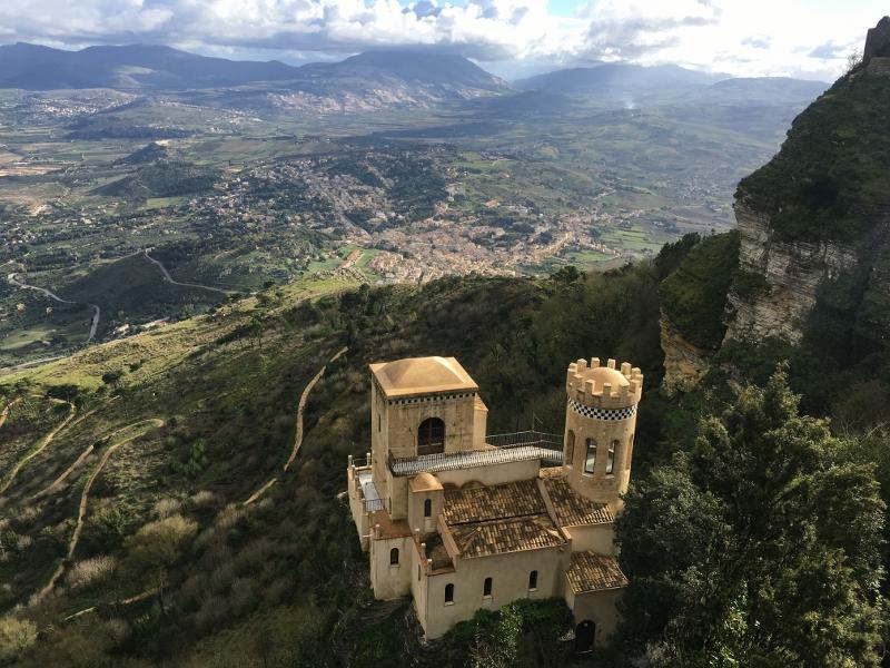 Fietsvakantie West Sicilië