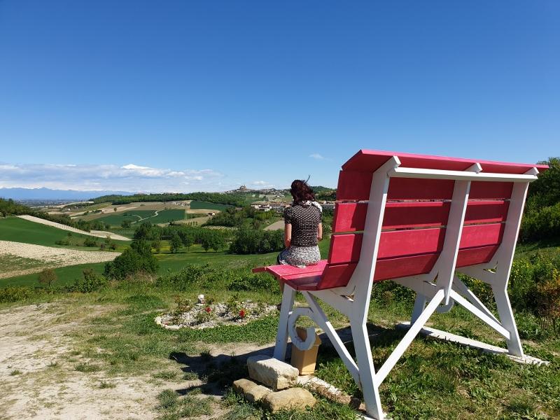 Fietsvakantie Piemonte Roero Langhe en Monferrato - reiservaring
