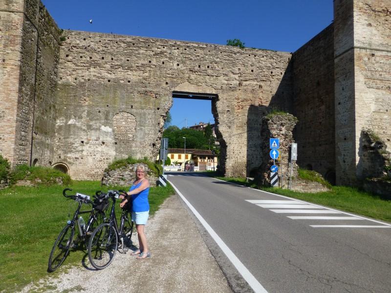 Fietsvakantie Italië - Lombardije - Mantova, Gardameer Pozzolengo Casazze