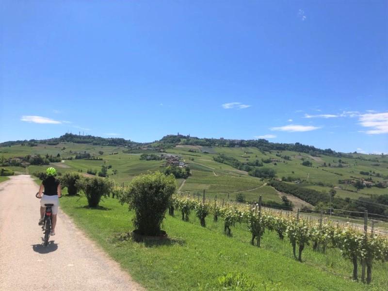 Fietsreis Italië