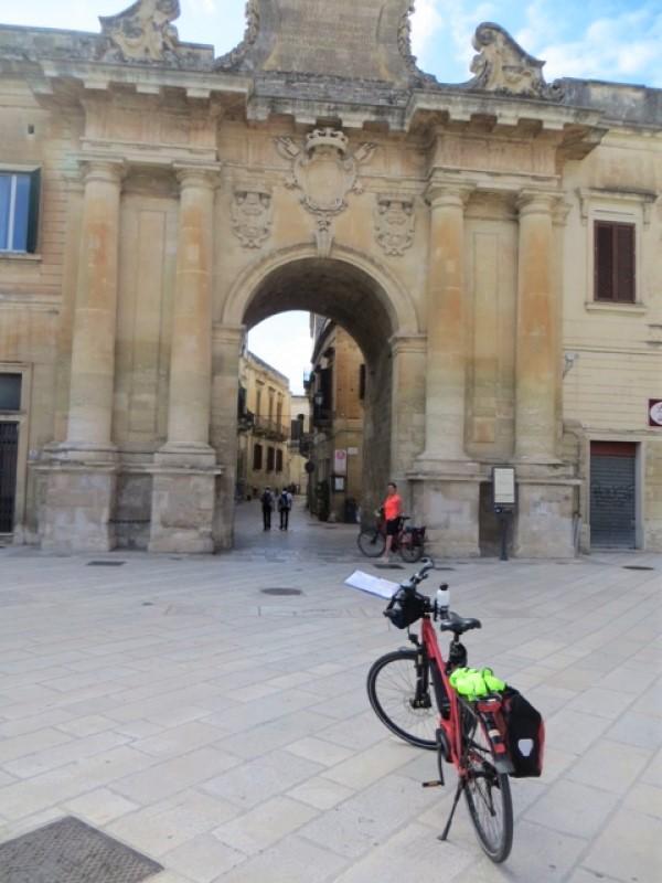 Fietsvakantie in Italië - Puglia