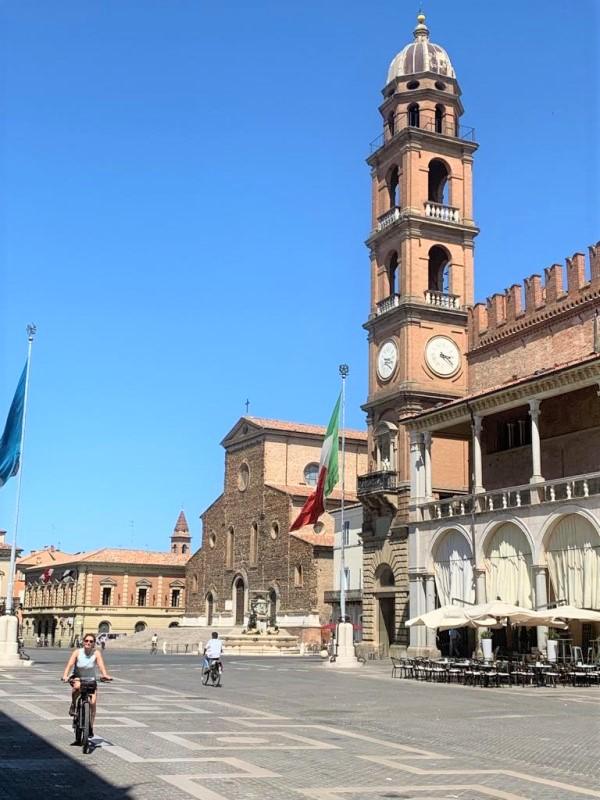 Fietsvakantie Romagna