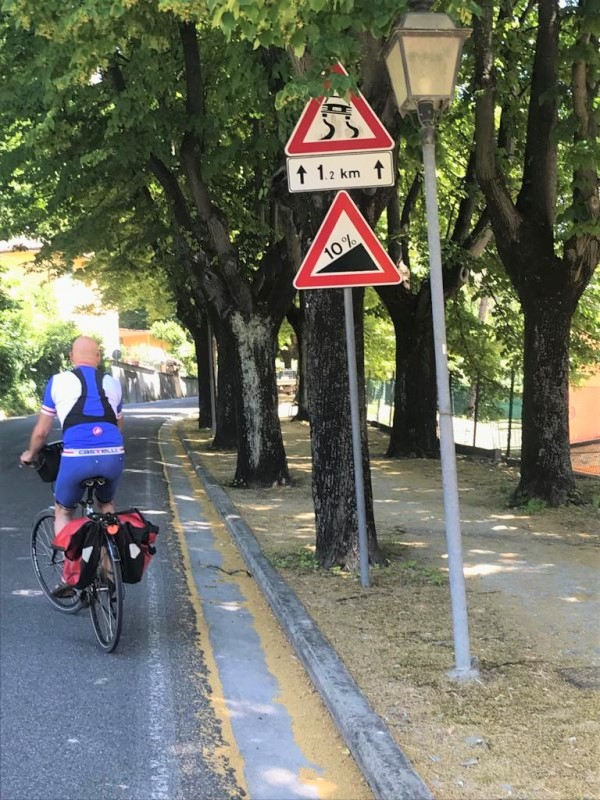 Fietsvakantie in Italië - Romagna