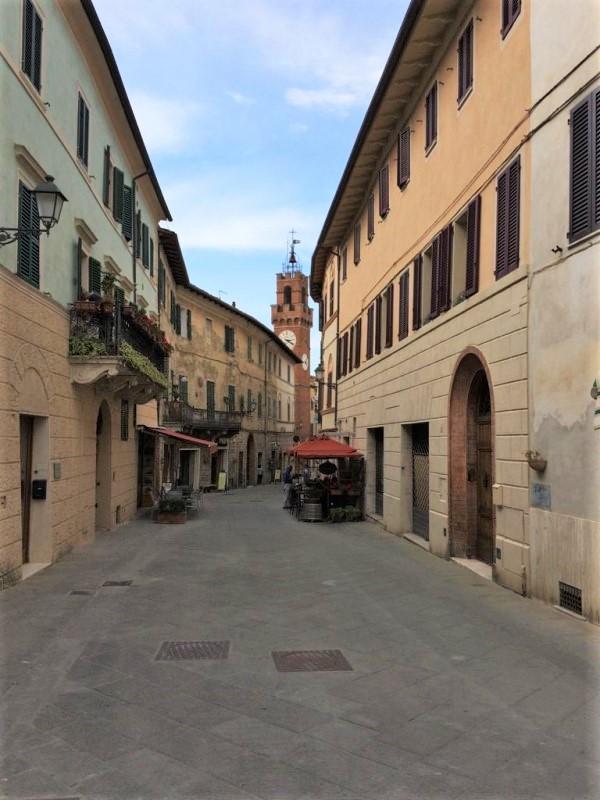 fietsvakantie in italie - toscane