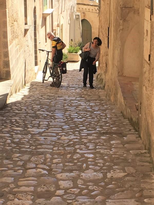 Fietsvakantie in Italië - hiel van de laars
