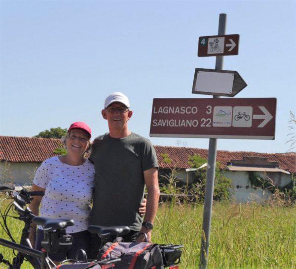 Fietsvakantie in Italië - piemonte cuneo
