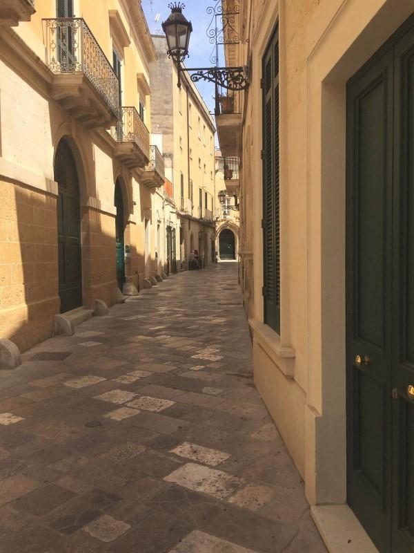 fietsvakantie in Italie - puglia - hiel van de laars
