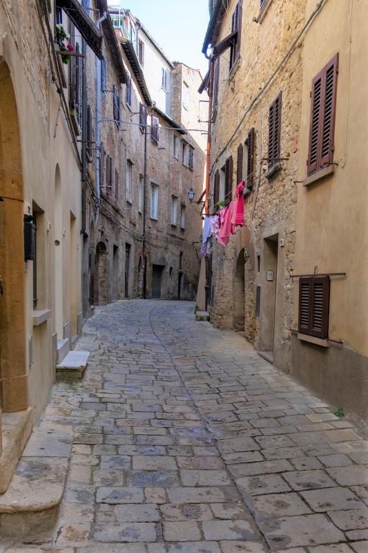 fietsvakantie Italië - Toscane