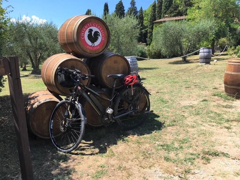 Fietsvakantie in Italië - Toscane Classico