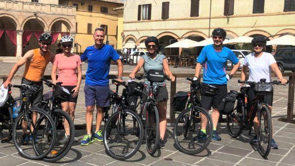 Fietsvakantie in Umbrie – Onderweegs in Italië