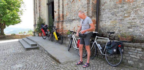 fietsvakantie in Italië - Piemonte