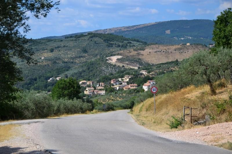 fietsvakantie in Italië - Umbrië 12 dagen
