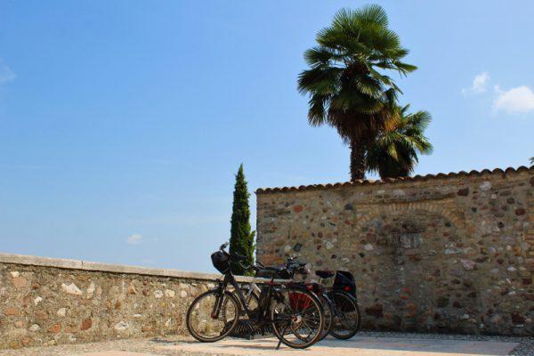 Fietsvakantie Volta Mantovana - Lombardije Noord Italië