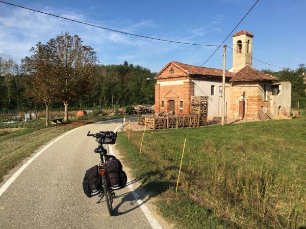 Fietsvakantie Turijn - fietsen in piemonte Italie