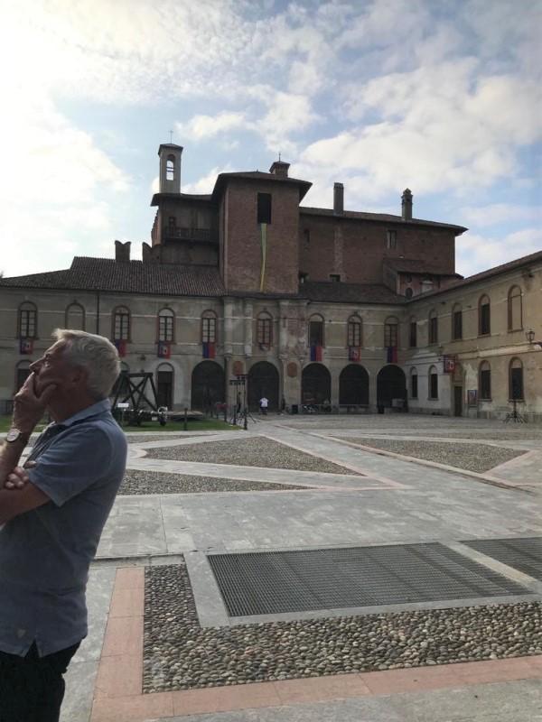 Fietsvakantie in Italië - Milaan
