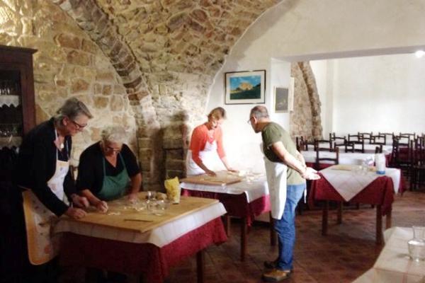 Fietsvakantie Molise - culinaire fietsvakantie - kookworkshop - wandelen in Zuid Italië