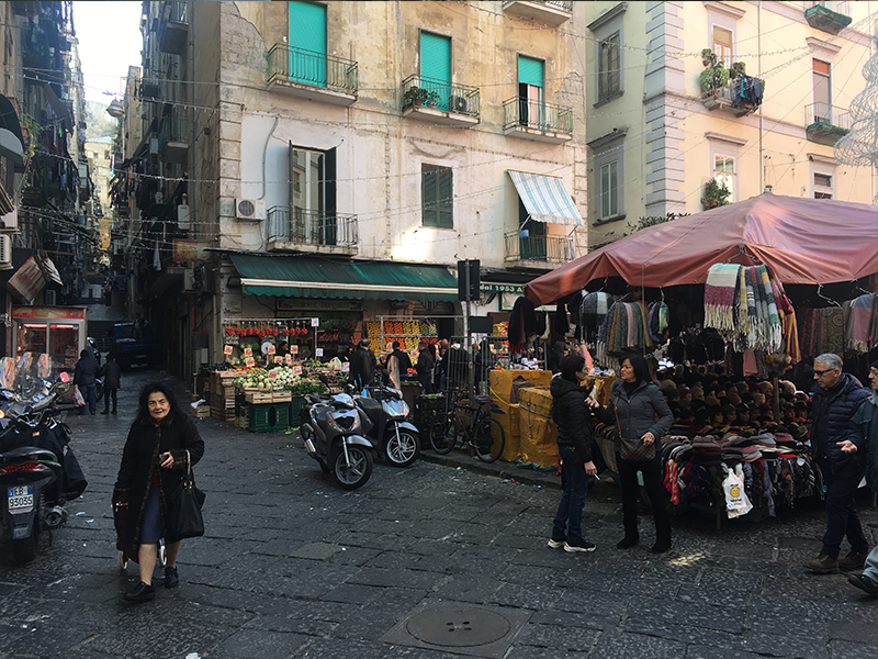 Fietsvakantie Campanië Cilento - Napels - Zuid Italië