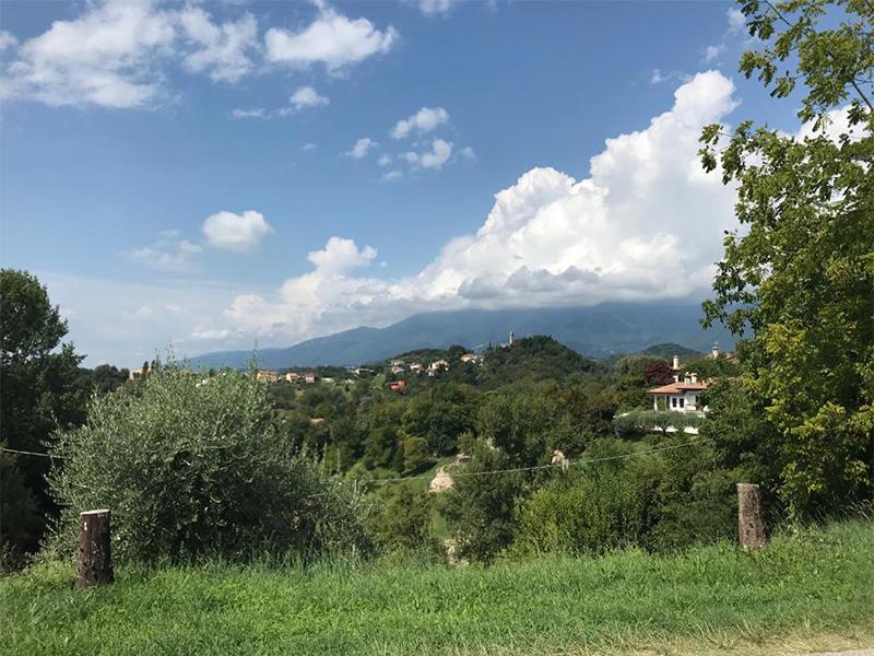 Fietsvakantie Veneto trektocht - fietsen in Italië