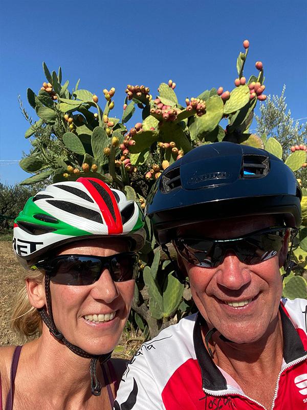 Fietsvakantie Campanië - fietsen in Zuid Italië - Napels