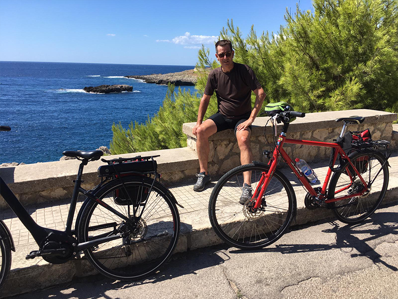 Fietsvakantie Puglia de hiel van de laars - fietsen in Zuid Italië