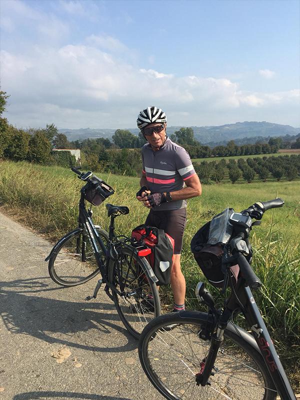 Fietsvakantie Piemonte Cuneo - Noord Italië
