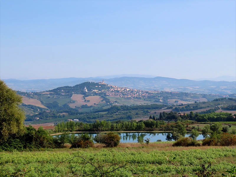 Fietsvakantie Umbrië 12 dagen - fietsen in Italië