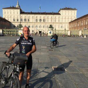 Laurens Onderweegs - fietsen in italie