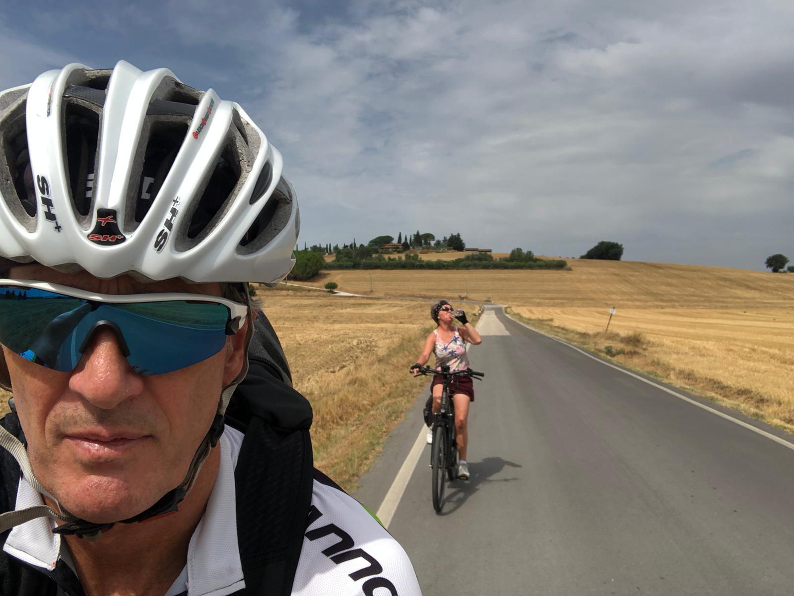 fietsvakantie umbrië - onderweegs in italië