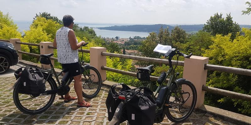 fietsvakantie umbrie - onderweegs in italië