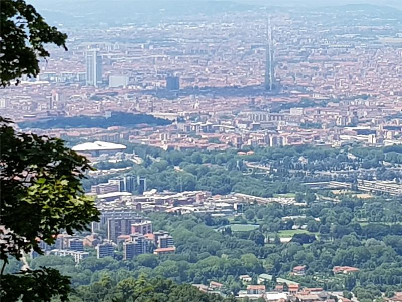 Fietsvakantie Turijn - Onderweegs in Italië