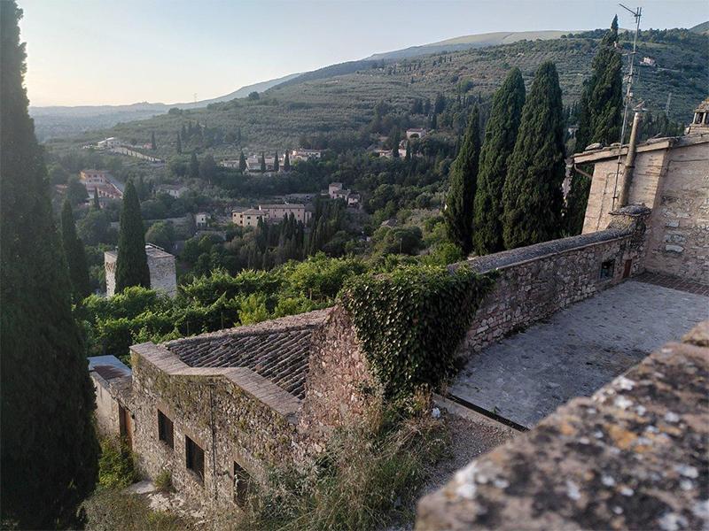 Fietsvakantie Umbrië 9 dagen - Onderweegs in Italië