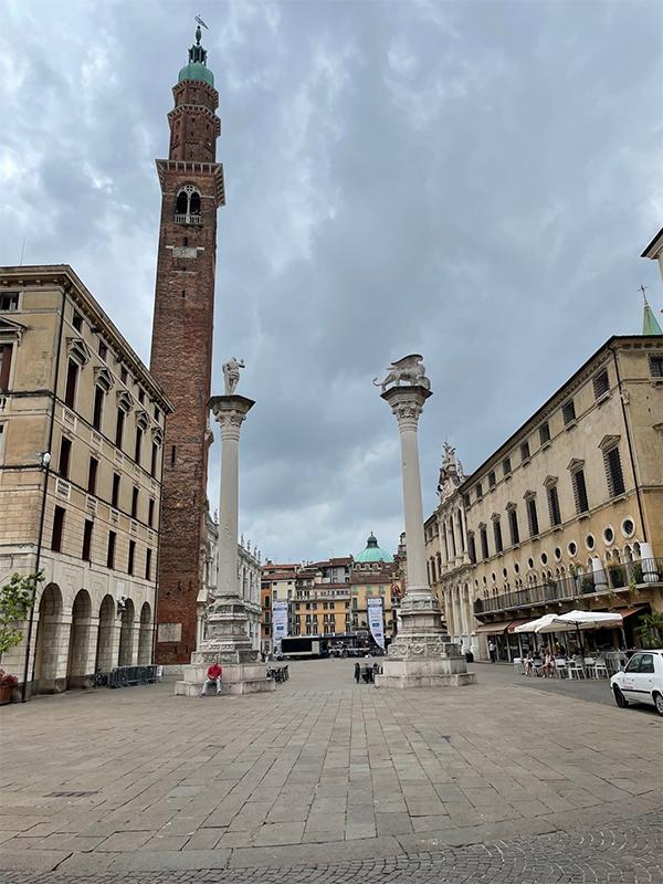 fietsvakantie veneto - onderweegs in italië