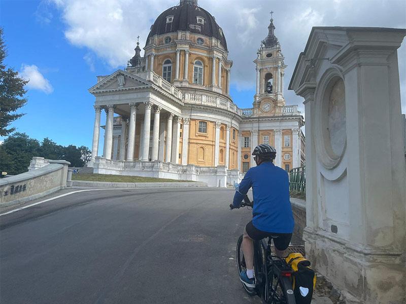 Fietsvakantie Piemonte Turijn - fietsen in Italië