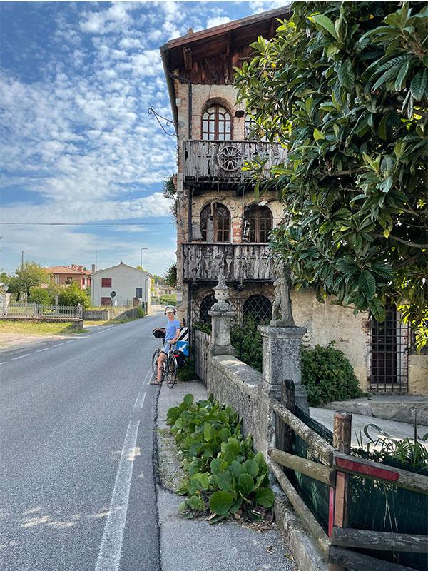 Fietsvakantie Veneto