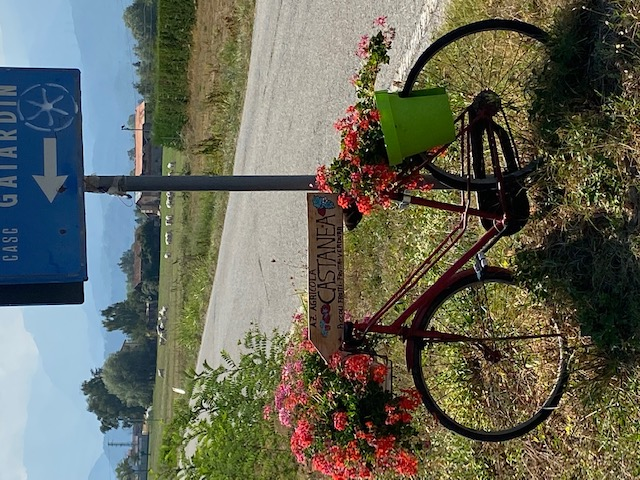 Fietsvakantie Piemonte Cuneo - fietsreis Italië